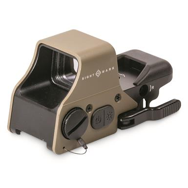 Sightmark Ultra Shot Plus Reflex Sight, FDE