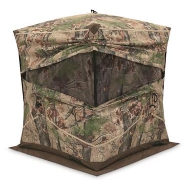 Barronett Ox 4 Backwoods Ground Blind