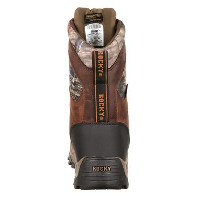Rubberized heel plate, Mossy Oak Break-Up® COUNTRY™