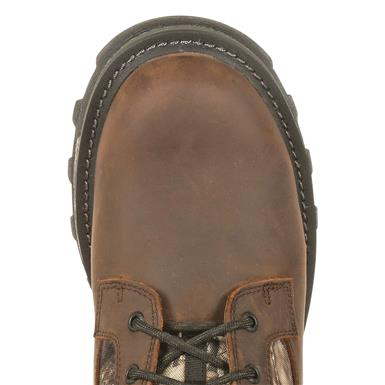 Outsole is bond-welted for added flexibility, Brown/Mossy Oak Break-Up® COUNTRY™