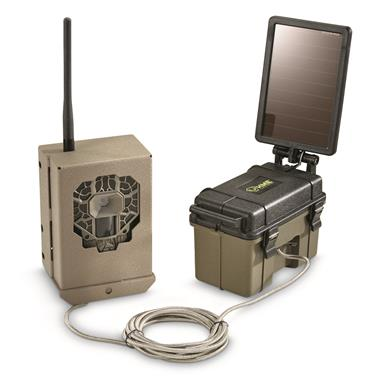 Stealth Cam Cellular Trail/Game Camera Kit, 22MP