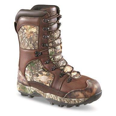 Guide Gear Monolithic Extreme Waterproof Insulated Hunting Boots, 2,400 Gram Thinsulate Ultra, Realtree EDGE™