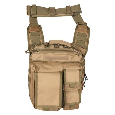 Fox Outdoor Over-the-Headrest Go-To Bag, Coyote