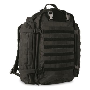 Fox Outdoor Military-Style Universal Rifle Pack, Black