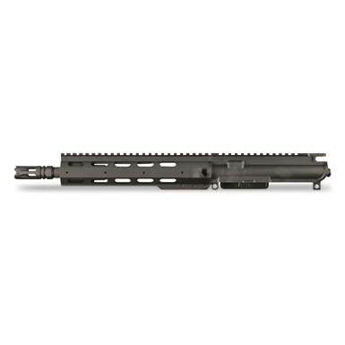 "Anderson EXT 300 BLK AR-15 Pistol Complete Upper Less BCG and Chg. Handle, 10.5"" Heavy Barrel"
