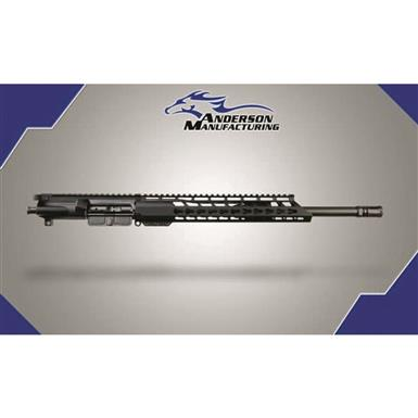 "Anderson KeyMod 5.56 NATO/.223 Rem. AR-15 Complete Upper Less BCG and Chg. Handle, 16"" Barrel"