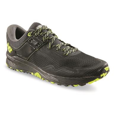 New Balance Men's FuelCore NITRELv2 Trail Running Shoes, Black