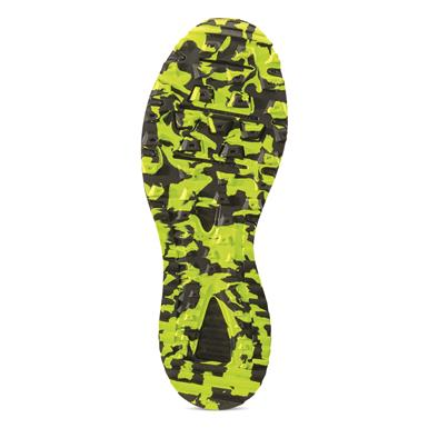 AT Tread® outsole can handle off the pavement, Black