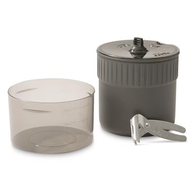 Includes 28 oz. bowl, pot lifter, and more