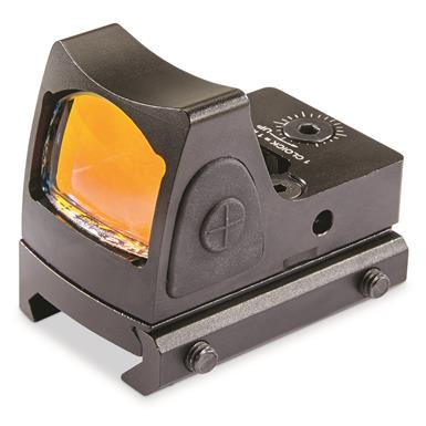 HQ ISSUE Adjustable LED, 3.25 MOA Red Dot Sight