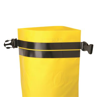 Waterproof 3-fold seal, Yellow