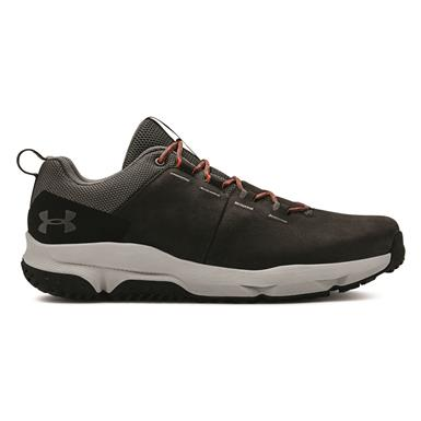 Under Armour Men's Culver Low Waterproof Hiking Shoes, Jet Gray/Surface Gray/Surface Gray