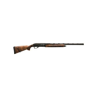 "Retay Masai Mara Dark Black, Semi-Automatic, 12 Gauge, 26"" Barrel, Oiled Walnut, 4+1 Rounds"