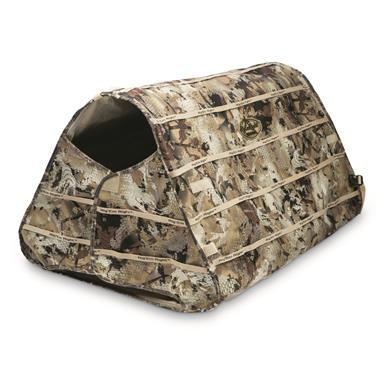 Rig'Em Right Field Bully Dog Blind, GORE OPTIFADE Waterfowl Marsh