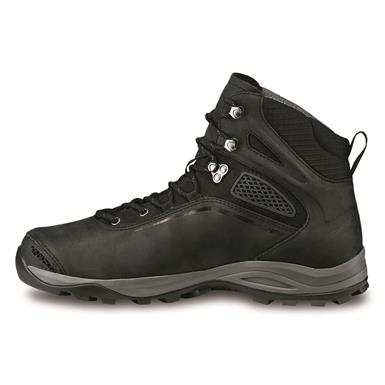 Waterproof uppers, membrane, Jet Black/magnet