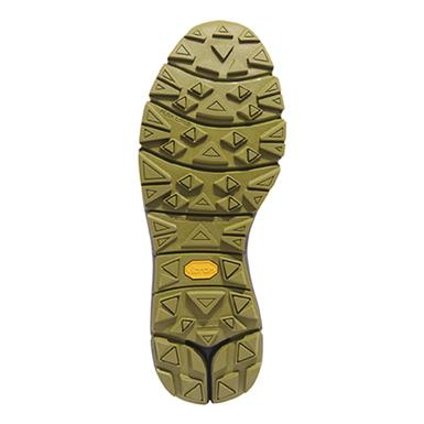 Vibram® Fuga outsole with Megagrip, Dark Brown/lichen
