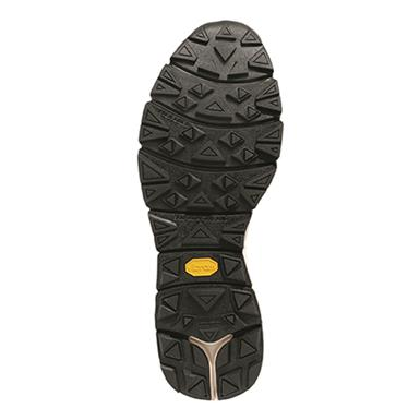 Vibram® Fuga outsole with Megagrip, Saddle Tan