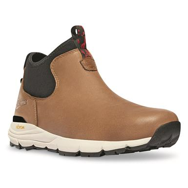 Danner Men's Mountain 600 Chelsea Boots, Saddle Tan