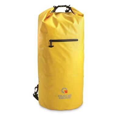 Guide Gear Dry Bag, Yellow