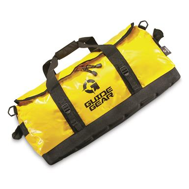 Guide Gear Boat Bag, Yellow