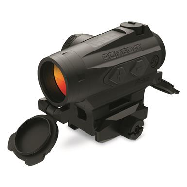 SIG SAUER Romeo4 T, 1x20mm, 1 MOA Red Dot Sight