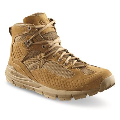 "Danner 4.5"" FullBore Hot Duty Boots, Coyote"