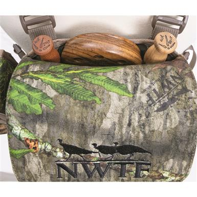 Front U-shape design for easy access, Mossy Oak Obsession®