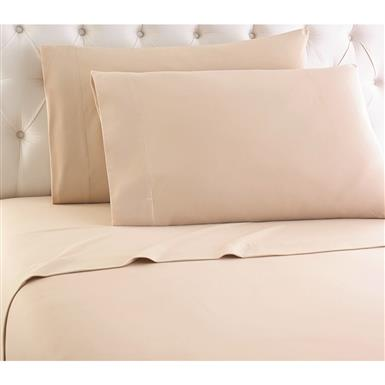 Shavel Micro Flannel Sheet Set, Chino