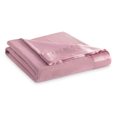 Shavel All Season's Blanket, Frosted Rose