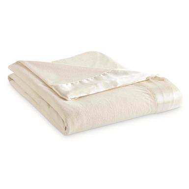 Shavel All Season's Blanket, Ivory
