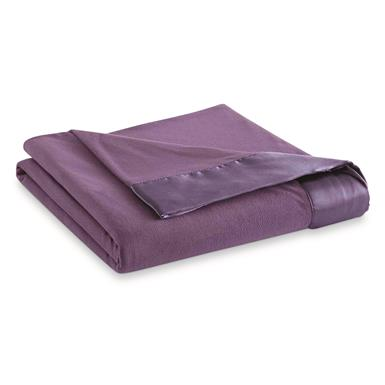 Shavel All Season's Blanket, Plum