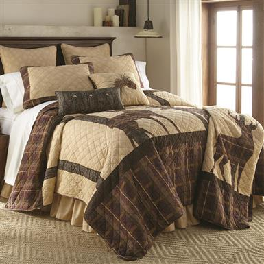 Donna Sharp Antler Woods Quilt Set