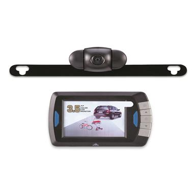 "Peak Digital Wireless Back-up Camera with 3.5"" LCD Color Monitor"