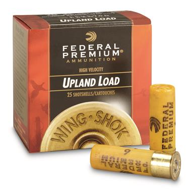 "Federal, Pheasants Forever, 20 Gauge, 2 3/4"" 1 oz. Shotshells, 25 Rounds"