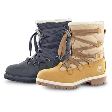 Men's Lined Timberland® Acrylic Boots Winter Pile 94208 Tim's qwOqvZ4