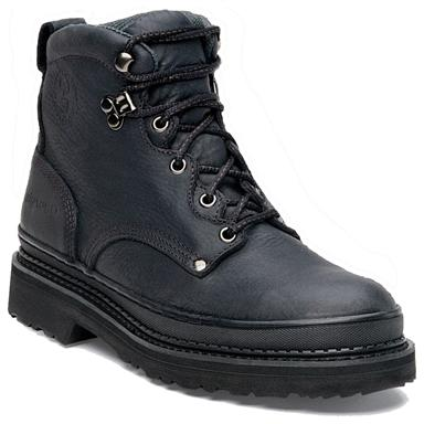 "Men's Georgia Boot® Giant 6"" Boot, Black"