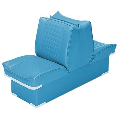 Wise Boat Lounge Seat, Light Blue