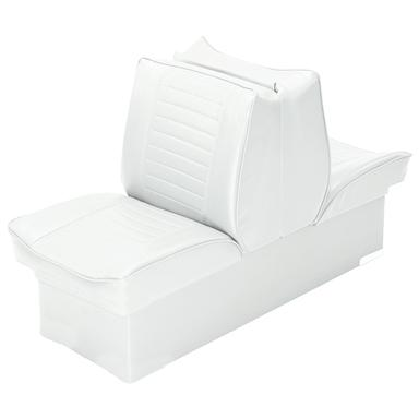 Wise Boat Lounge Seat, White