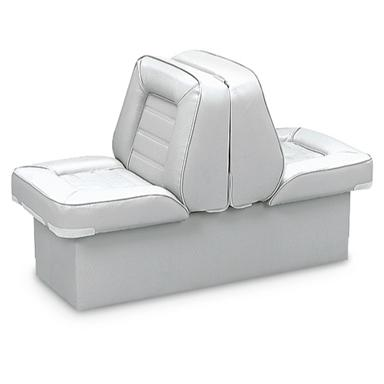Wise Deluxe Boat Lounge Seat, Grey
