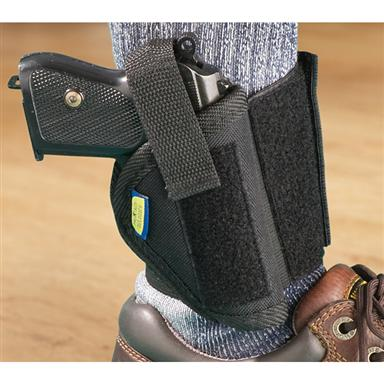 Nylon Ankle Holster, Right Hand