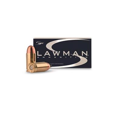 Speer Lawman, .32 ACP, TMJ RN, 71 Grain, 50 Rounds