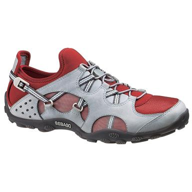 Women's Sebego Wave Extreme, Grey / Red