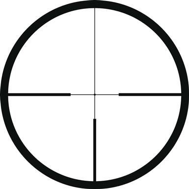 German 4A reticle