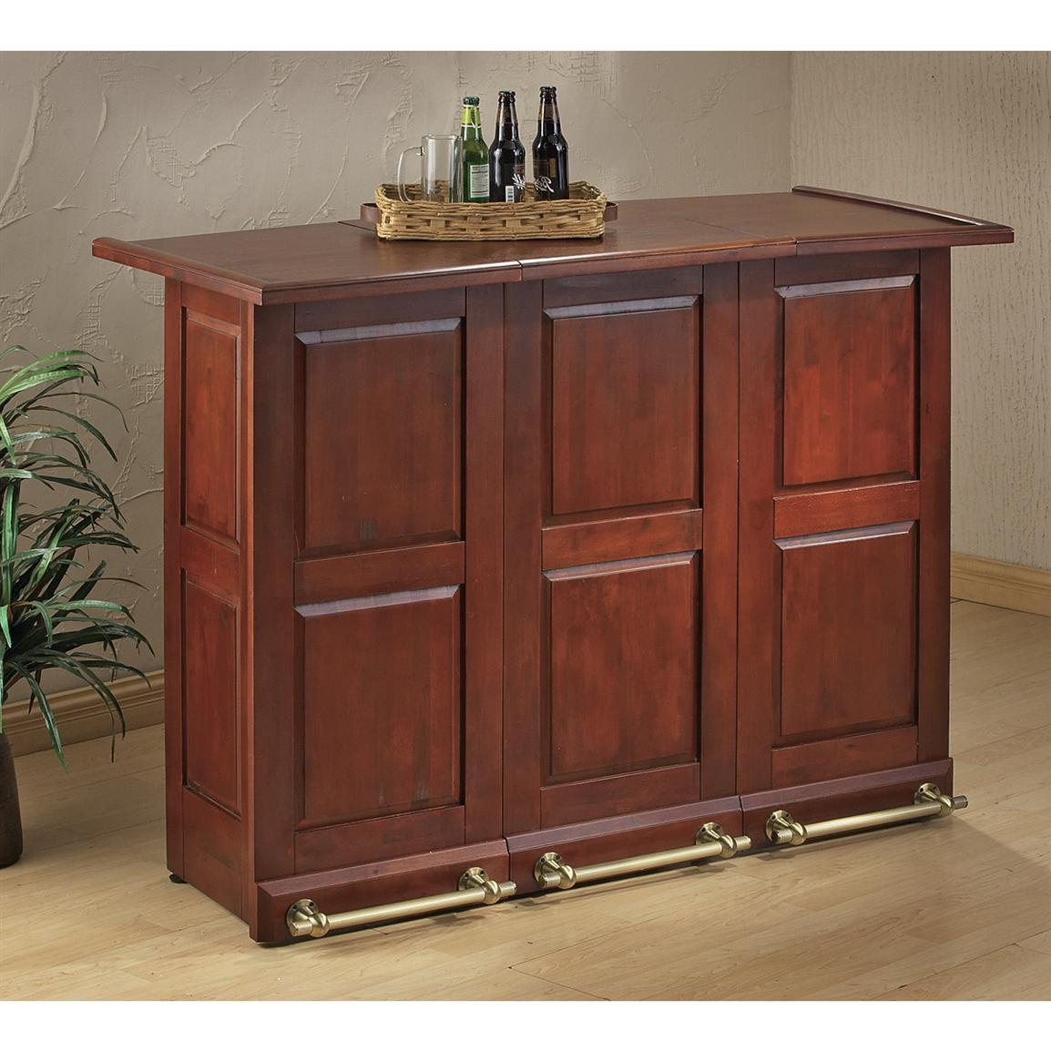 Swing Open Portable Bar 101882 Kitchen Amp Dining At