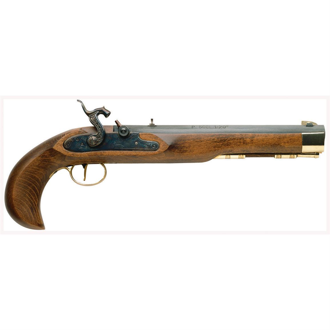 Traditions 50 Cal. Percussion Kentucky Pistol