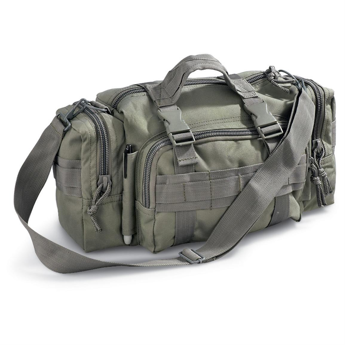 Voodoo Tactical Military Style 3 Way Deployment Bag