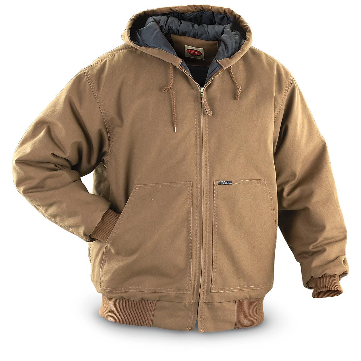 Carhartt® Quilted Sandstone Active Jacket, Brown