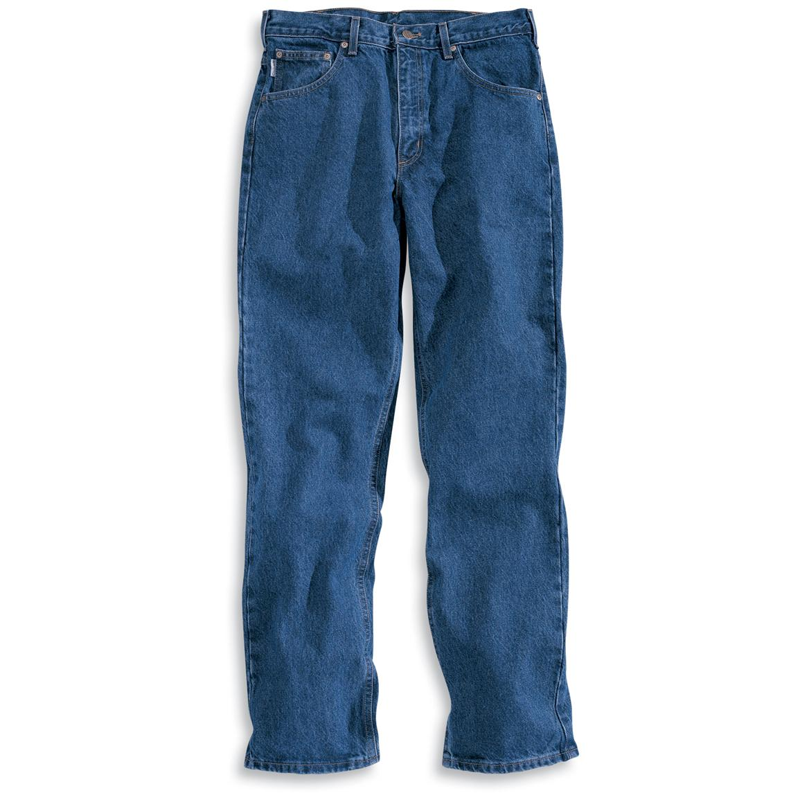 Carhartt® Traditional Fit Straight Leg Jeans