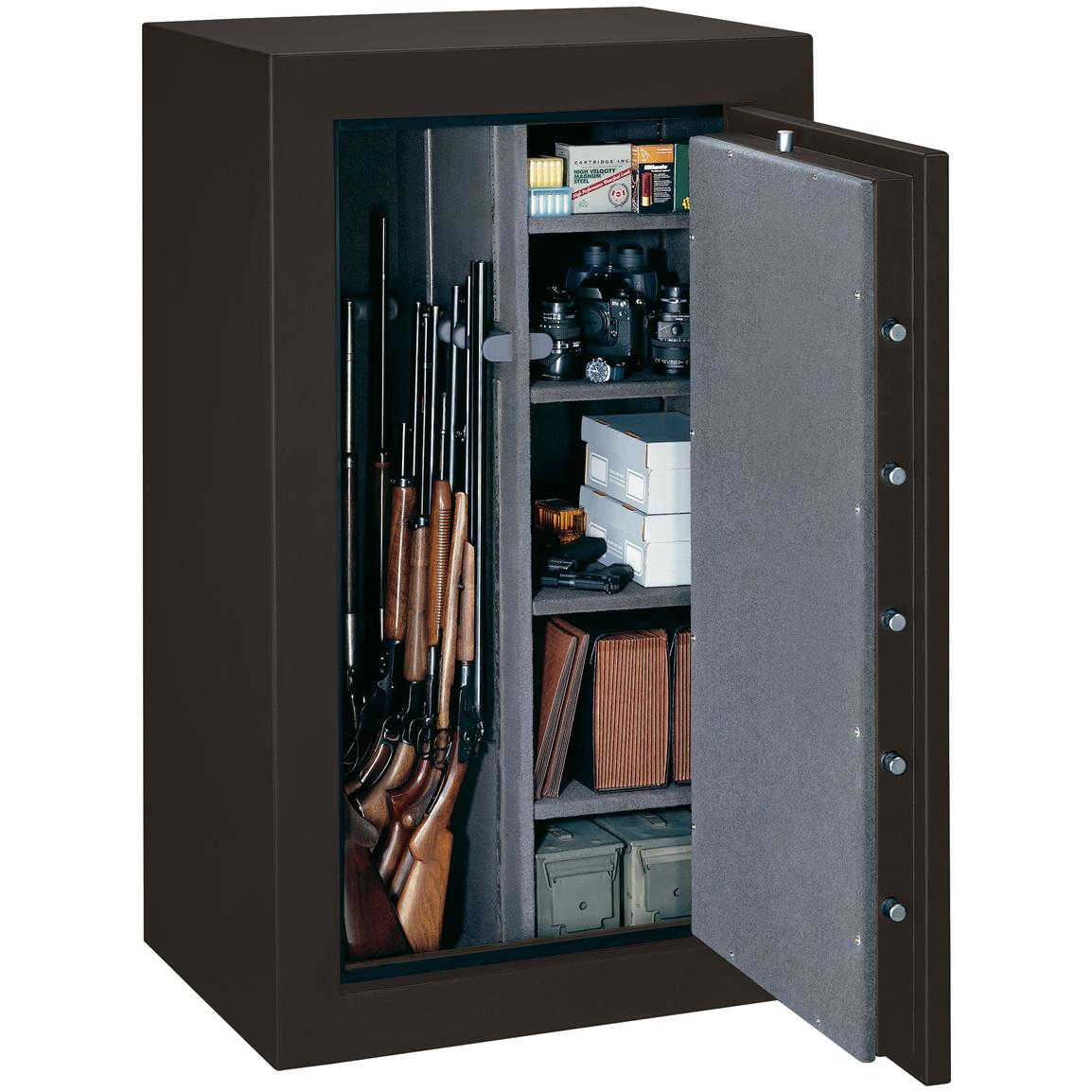 Stack On Security Plus Fire Resistant 36 Gun Safe W