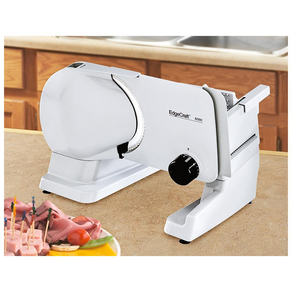 Edgecraft® by Chef's Choice® Electric Food Slicer